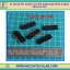 5x Female Pin Header 1x10 Pin Single Row Pitch 2.54mm (5pcs per lot) thumbnail 1