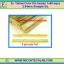 2x Yellow Color Pin header 1x40 ways 2.54mm Straight SIL thumbnail 1