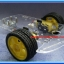 1x Smart Robot Car 2WD Wheel Drive Chassis Kit With Motors and Wheels AA Battery Case thumbnail 3