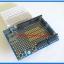 1x บอร์ดซีลส์ Arduino เอนกประสงค์พร้อมมินิเบรดบอร์ด (Prototype Shield PCB Arduino Board + Mini Breadboard) thumbnail 3