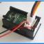 1x Digital DC 0-200V 10A Voltmeter Ammeter Red Blue module thumbnail 7