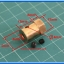1x ข้อต่อแกนเพลาทองเหลือง ขนาด 4 มม (Brass Motor Shaft Coupling Coupler 4 mm) thumbnail 2