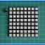 1x แผงวงจร 64x WS2812B (8x8) แอลอีดี 3 สี RGB มีไอซีขับในตัว thumbnail 2