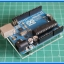 1x แผ่นอะคริลิครองบอร์ด Arduino UNO Leonardo (Acrylic Case) thumbnail 6