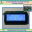 1x LCD 20x4 Blue Backlight with I2C interface module thumbnail 1