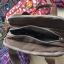 กระเป๋าเนื้อ kipling + สะพาย ใบเล็ก สีน้ำตาล thumbnail 4