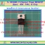 1x IRF4905 P-Channel Power MOSFET -55V -74A IC Chip thumbnail 1