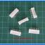 5x เวเฟอร์คอนเน็คเตอร์ 8 ขา ระยะพิทซ์ 2.0 มม (Wafer Connector ) thumbnail 2