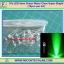 10x LED 5mm Green Water Clear Super Bright (10pcs per lot) thumbnail 1