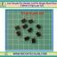 10x Female Pin Header 1x2 Pin Single Row Pitch 2.54mm (10pcs per lot) thumbnail 1
