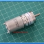 1x ZGA25RP DC Gear Box Motor 12V 50 rpm Dia 25 mm Shaft Dia 4mm thumbnail 2