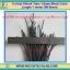 1x ท่อหด ยี่ห้อ 3M ขนาด 1.0 มม. ยาว 1 เมตร สีดำ (Heat Shrink Tube) thumbnail 1