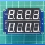 1x MAX7219 & 7's Segment 8-Digit Red Color 0.56 inch LED Display thumbnail 3