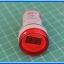 1x AD101-22VM ดิจิตอลเอซีโวลต์มิเตอร์ แรงดัน 12-500Vac สีแดง (AC Voltmeter) thumbnail 3