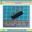 1x Female Pin Header 1x10 Pin Single Row Pitch 2.54mm (1pcs per lot) thumbnail 1