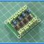 1x แผงวงจรออปโต้ PC817 แบบ 4 ช่องสัญญาณสำหรับลดแรงดันเพื่อต่อเข้าไมโคร thumbnail 4