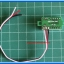 1x Mini Digital DC Voltmeter module 0-32 Vdc Blue LED 7's Segment 3 Wires thumbnail 4