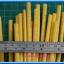 1x Heat Shrink Tube 4.5 mm Yellow Color 1 meter Length thumbnail 2