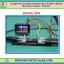 1x Digital DC Voltmeter Ammeter (DC 4.5-200V, 0-50Amp Blue Red ) module + R-Shunt thumbnail 1