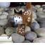 ตุ๊กตาแมวไม้สำหรับสวมแหวน (ชุดมี 4 ตัว) thumbnail 18