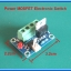 1x IRFZ44 Power Electronic Switch Relay 1-Channel Kits Power MOSFET (55V 49A IRFZ44) with Opto-Coupler thumbnail 5