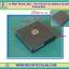 1x FB21 Plastic Box 111x111x23 mm Battery Socket Future Box thumbnail 1
