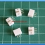5x Wafer Connector 3 Pins Pitch 2.0 mm Straight Type thumbnail 2