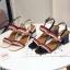 รองเท้าคัชชู งานหนัง pu thumbnail 9