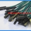 Jumper (F2F) cable 20 cm 10pcs Green color (Female to Female) thumbnail 4