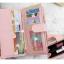 กระเป๋าสตางค์ทรงยาว สีชมพู thumbnail 5