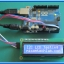 1x LCD 16x2 with I2C interface Blue backlight module thumbnail 4
