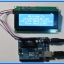 1x LCD 20x4 Blue Backlight with I2C interface module thumbnail 5