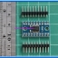 1x TXS0108E Logic Level 8- Channel Converter Module 3.3V to 5V or Vice Versa thumbnail 3