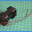 1x AA Battery Holder Socket 4x AA Size (กะบะถ่าน AA ขนาด 4 ก้อน) thumbnail 3