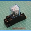1x Realy 12Vdc LY2NJ 10 A 250VAC 8 Pins with DIN-Rail Based Socket Module thumbnail 3