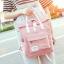 กระเป๋าเป้แฟชั่นฮาราจูกุสไตล์ thumbnail 3