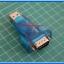 1x อะแด็ปเตอร์แปลง USB 2.0 เป็น RS232 Male DB9 (USB to RS232 Adapter ) thumbnail 3
