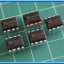 5x NE555P High Precision Timer NE555 IC Chip (From Texas Instruments) thumbnail 2