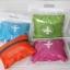 (สีส้ม) กระเป๋าเดินทางพับเก็บได้ สามารถพ่วงกับกระเป๋าเดินทางรถเข็นได้ ขนาด 45 x 20 x 34 CM ความจุ 20 ลิตร thumbnail 4