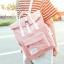 กระเป๋าเป้แฟชั่นฮาราจูกุสไตล์ thumbnail 4