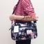 กระเป๋าถือ 3 ซิป + สายสะพาย thumbnail 5