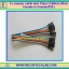 1x Jumper (F2F) cable wire 10pcs 2.54mm 20cm Female to Female thumbnail 1