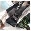 กระเป๋าถือ + สะพายข้าง HERMES mini style ดำ thumbnail 1