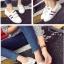 รองเท้า sneaker gucci หนัง pu นิ่ม thumbnail 6