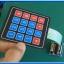1x MM74C922N Keypad 4x4 Matrix Key Switch 16 Key Encoder Module thumbnail 4