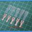 5x Female Crimp Terminal 6.3 mm Connector Plastic Cover (หางปลาปลอกหุ้ม 6.3มม) thumbnail 3
