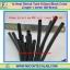 1x Heat Shrink Tube 6.0mm Black Color Length 1 meter 3M Brand (ท่อหด 6.0มม ยี่ห้อ 3M) thumbnail 1