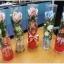 กล่องกลม-ดอกไม้วาเลนไทน์ ขนาด 3 นิ้ว x สูง 20 นิ้ว thumbnail 3
