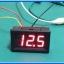 1x ดิจิตอลดีซีโวลต์มิเตอร์ 0-99.9 Vdc 3 สาย ขนาด 0.56 นิ้ว สีแดง (Digital DC Voltmeter) thumbnail 3