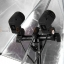 Light Set with 2 Set Day light Lamp E27 Bulb x2 Dual Holder With Umbrella thumbnail 3